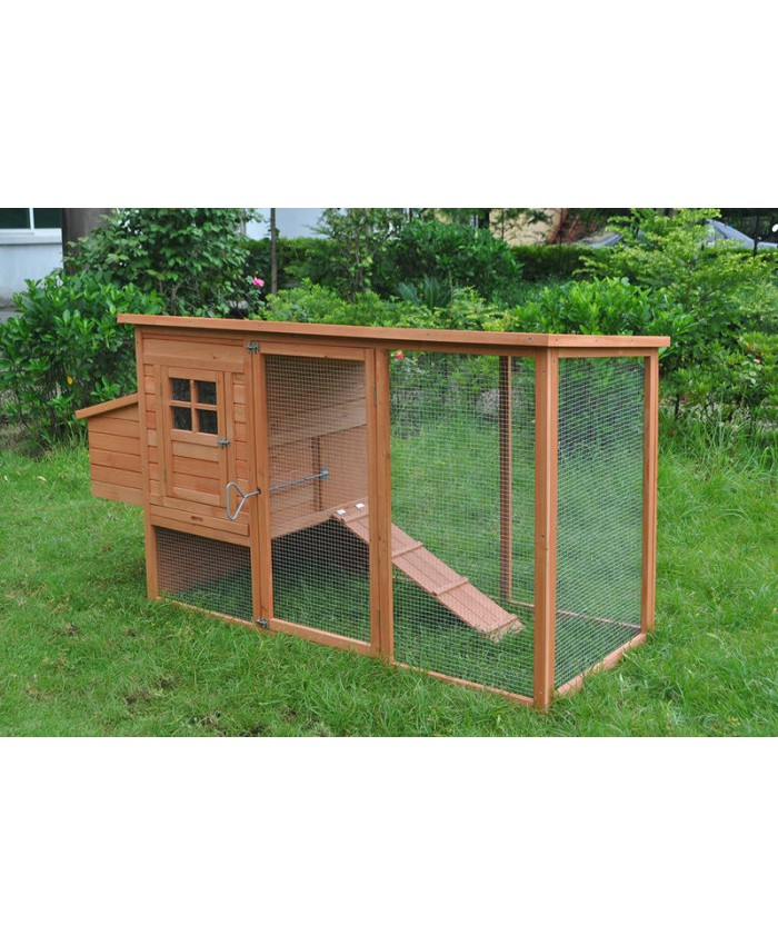 Chicken Coop - Rabbit Hutch XL