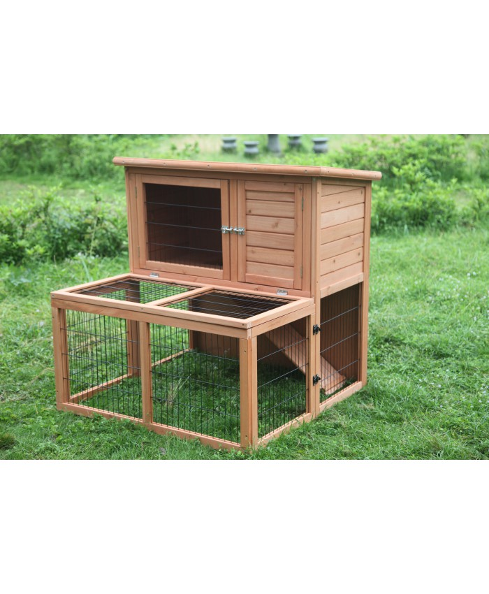 Rabbit Hutch 022m