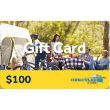 $100 Hercules Gift Card