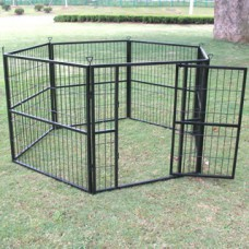Pet Enclosure - 100x120cm x 6 Panels