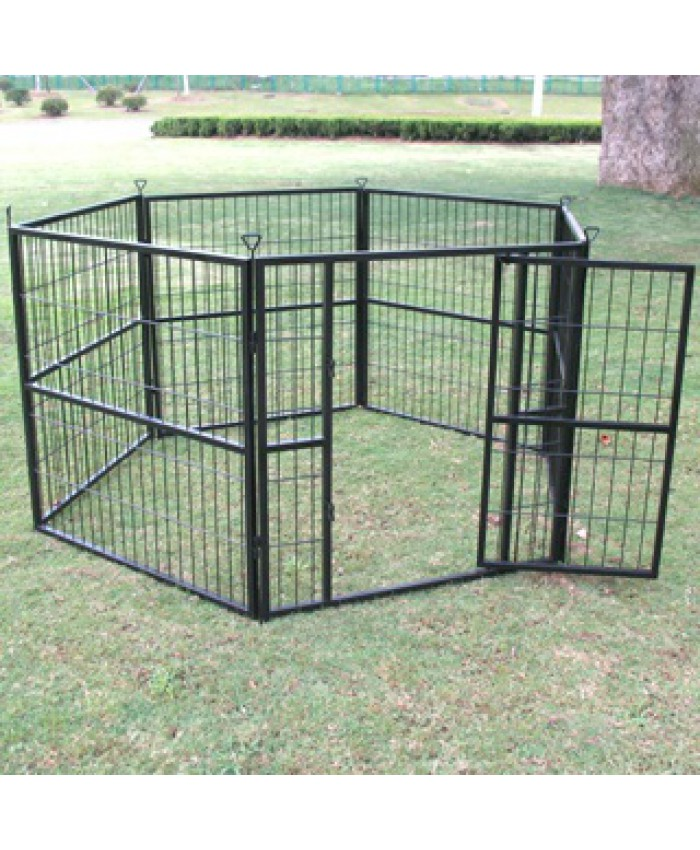 Pet Enclosure - 100x120cm x 8 Panels