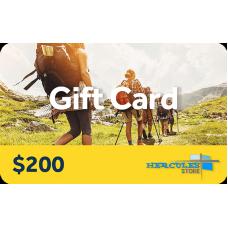 $200 Hercules Gift Card