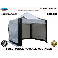 PRO 57 3M X 3M LUXURY WALL PACKAGE