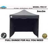 PRO 57 3m x 3m With Walls Package