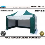 PRO 57 3M X 4.5M LUXURY WALL PACKAGE