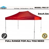 PVC PRO 37 3m x4.5m Standard Package