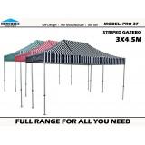Stripe Pro 37 3m  x4.5m Standard Package