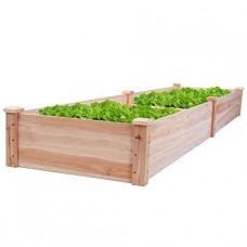Wooden Garden Bed