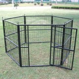 Heavy Duty Iron Pet Cage Enclosure Pen (90X95cm)x6