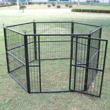 Pet Enclosure 90X95cm - Durable Iron construction