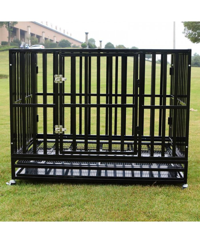 "36"" Heavy Duty Dog Crate - Professional"