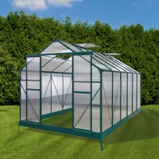 GREENHOUSE 12'X8'ft
