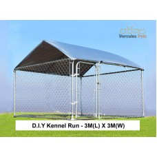 D.I.Y Box Kennel - 3M X 3M X 1.82M