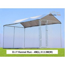 D.I.Y Box Kennel - 2.3M X 4.0M X 1.8M