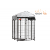 Welded Wire Kennel - 4 X 4 X 6 ft (1.2Mx1.2Mx1.8M)