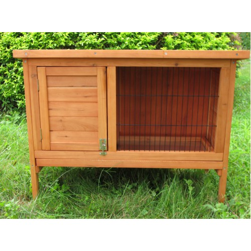 RABBIT HUTCH GUINEA PIG CAGE w tray  Was $149
