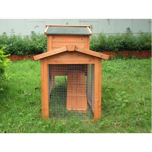 RABBIT HUTCH - GUINEA PIG RUN - MOST POPULAR DELUX