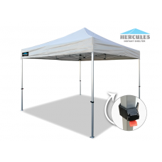 Alloy Gazebo HEX 45A 3 x 3m