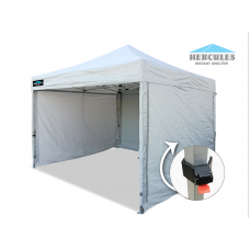 Alloy Gazebo HEX 45A 3x3M + 3 wall package