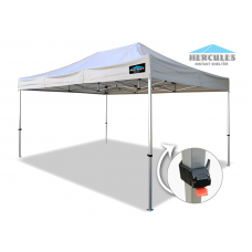 Alloy Gazebo HEX 45A 3 x 4.5m