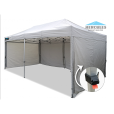 Gazebo HEX 45A 3X6m + 3 wall package