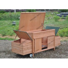 CHICKEN COOP - LARGE CHOOK SHED - RABBIT HUTCH