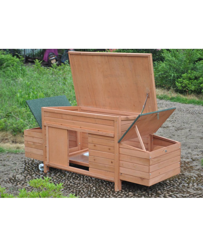 Deluxe Chicken Coop/Hen house