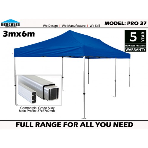 Pro 37 3m x 6m Standard Package