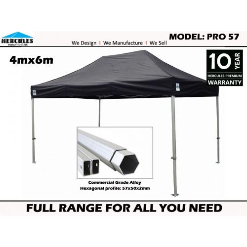 PRO 57 4x6m Standard Package