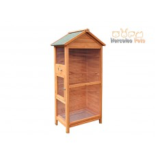 Brand New Large Pet Bird Aviary Cage And Perch