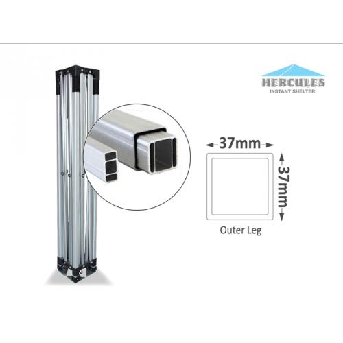 Pro 37 3m x 4.5m Standard Package