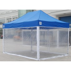 Hercules II Series 30 3x3m with HD PVC Clear Wall