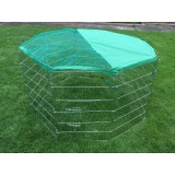 Play Pen 60 x 91cm  x 8 with cover