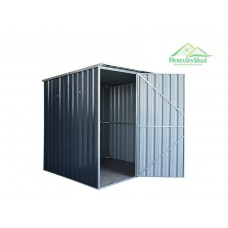Shed 1.73 x 1.73 x 2m - Dark Grey