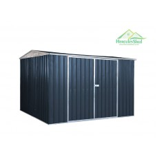 Shed 2.99 X 2.57x 2.13m - Dark Grey