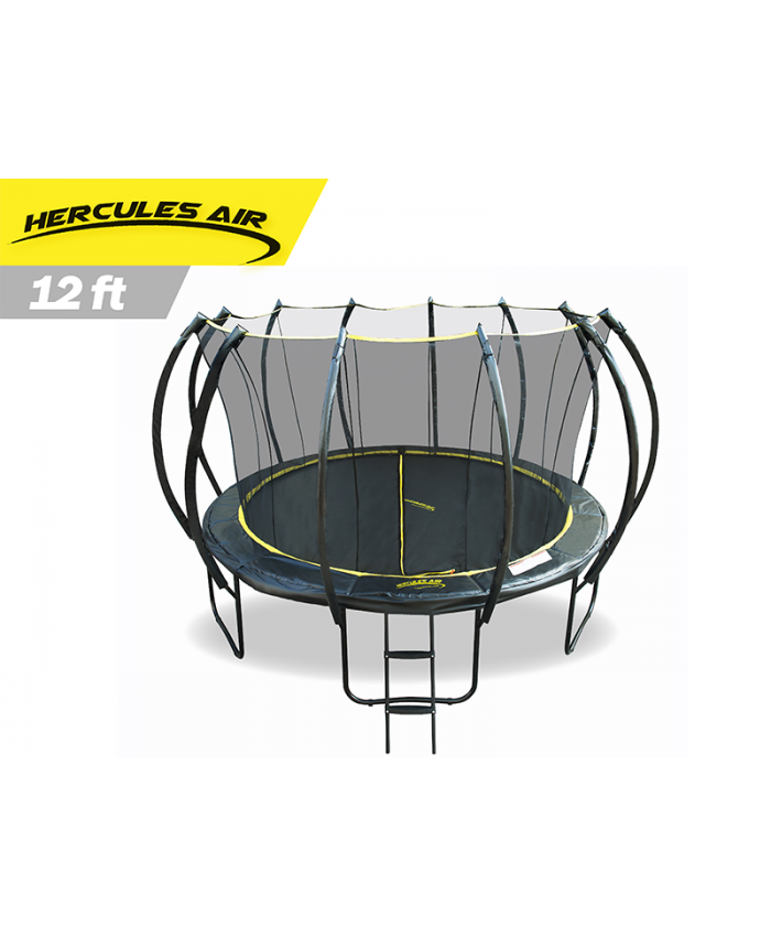 12ft Trampoline (New Edition)