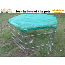 Play Pen 60x60cm x6 with cover