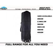 GAZEBO HEAVY DUTY Wheeled Carry Bag 3x3m